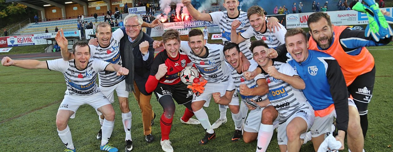 2:0 - Patrick Mayer schoss SV Zebau zu Derbysieg in Gmunden