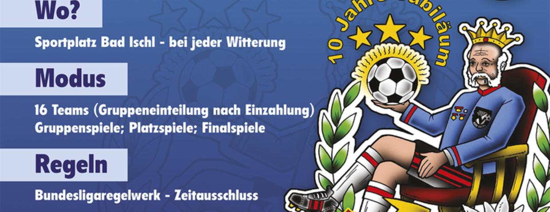 10. Kaiserturnier 20.7.2019
