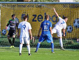 SV Zebau Bad Ischl vs. Donau Linz 2:3 (0:1)