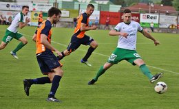 SV Zebau im Cup nach 2:1-Sieg weiter