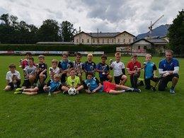 Tolle Saison der U11 des SV Zebau Bad Ischl