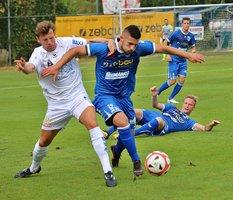 SV Zebau Bad Ischl vs. Donau Linz 1:4 (1:2)