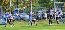 SV Zebau Bad Ischl vs. Grieskirchen 1:1 (1:1)