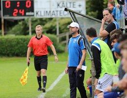 SV Bad Ischl vs. Junge Wikinger 0:1 (0:0)