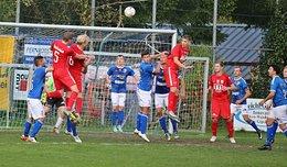 Weißkirchen vs. SV Zebau Bad Ischl 3:1 (1:1)